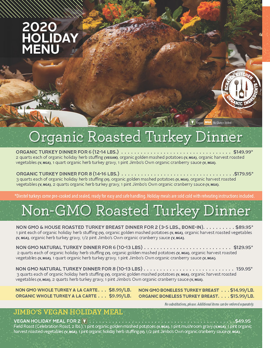 HOLIDAY MEALS AND MORE - Page 2