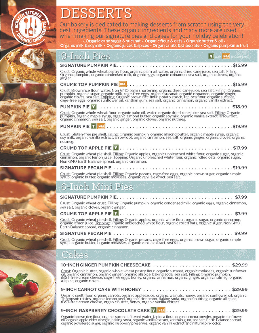 HOLIDAY MEALS AND MORE - Page 4